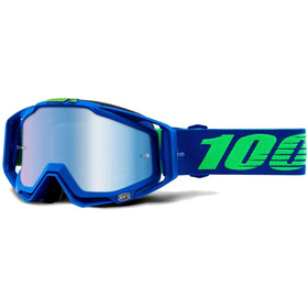 100% Racecraft Anti Fog Mirror Goggles, dreamflow